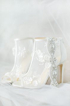 a55cabc85 placing your garter with your shoes or draping it over your shoes is a sure  fire