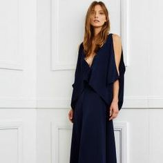 Maurie & Eve - Apollo Dress NAVY