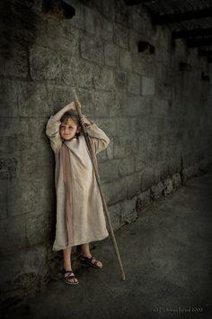 Child of Nazareth.: Photo by Photographer Israel Fichman - photo.net