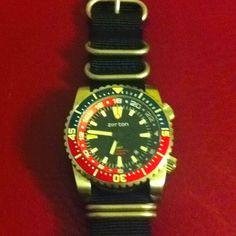 Zenton G45 Chronograph, Watches, Accessories, Wrist Watches, Wristwatches, Tag Watches, Watch