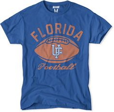 Be ready for Gator football in the Swamp this season. UF football is ready for a run at the SEC title. Fla Gators, Florida Gators Hoodie, Florida Gators Football, Gator Football, College Football, School Spirit Shirts, School Shirts, Florida Girl, Football Design