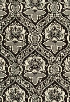 "llandry Damask Print  fabric by the yard  $154.00    Villandry Damask Print by F. Schumacher    Match - Half Drop  Width - 54""  Horizontal Repeat - 8.5""  Vertical Repeat - 28""  Fabric Content - 100% Cotton  Quantity:"