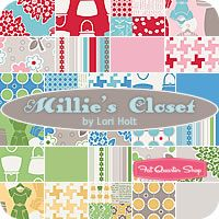 Millie's Closet by Lori holt for Blake Riley designs