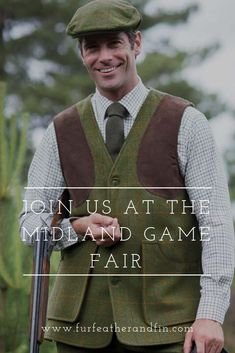 Join Us at the Midland Game Fair