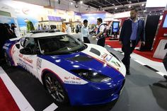 The Dubai paramedics just bought a Lotus Evora and two Ford Mustang first response vehicles because the Dubai police shouldn't get all the toys.