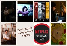 Surviving the summer with Netflix | Looking for Blue Sky