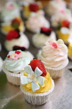 #cupcake solidali: il #fundraisingfriday di California Bakery e Vidas #cb4vidas