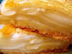 Buko Pie is a traditional Filipino pastry style, young-coconut-filled pie. It wa… Buko Pie is a traditional Filipino pastry style, young-coconut-filled pie. It was one of the most famous and must-try Filipino dish. It is made with young coconuts (buko). Filipino Dishes, Filipino Desserts, Asian Desserts, Filipino Recipes, Filipino Food, Pinoy Recipe, Pinoy Food, Asian Recipes, Diabetic Pie Recipe