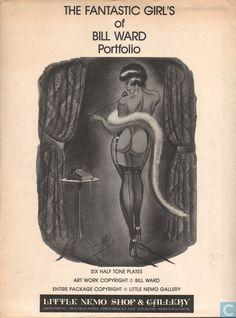 Ex-Libris BD et tirages - Portfolio - The fantastic girl