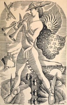 Museu da Presidência da República  (Almada Negreiros) Trip The Light Fantastic, Etching Prints, Music Drawings, Gustav Klimt, Paint Designs, Printmaking, Paper Art, Art Photography, Sculptures