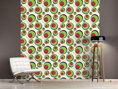 Foto #Tapeten Retrostil Advent Calendar, Retro, Holiday Decor, Home Decor, Photos, Self Adhesive Wallpaper, Photo Wallpaper, Wall Papers, Nice Asses