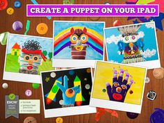 Enjoy 21st century creativity with old-school sock puppets and Puppet Workshop
