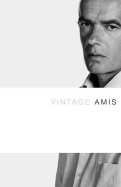 Vintage Amis. The positioning and crop on this image. The monotone gray. The white block, ribbon, wrapping the cover with its ridiculously unnecessary real estate given the two tiny quiet words that are barely whispered. I could picture literally any author / biographical subject working in this design.