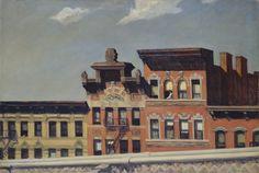 Edward Hopper - From Williamsburg Bridge