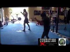 Boxing based cardio session at Combat 360X Muay Thai and MMA camp, Khao Lak, Thailand - YouTube