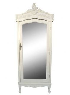 Beautiful Single Door Armoire Wardrobe