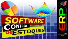 Software gerenciamento de  estoques Sistema Erp, Software, How To Plan