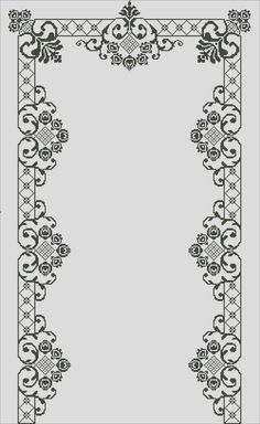 1 million+ Stunning Free Images to Use Anywhere Cross Stitch Borders, Cross Stitch Flowers, Cross Stitch Patterns, Cross Stitch Embroidery, Hand Embroidery, Embroidery Designs, Crochet Cross, Filet Crochet, Teapot Cover