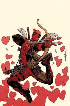 #Deadpool #Fan #Art. (DEADPOOL#26 Variant Cover) By:GERRY DUGGAN. ÅWESOMENESS!!!™ ÅÅÅ+