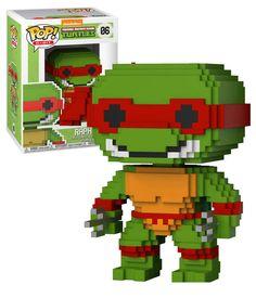 Funko POP! 8-Bit Nickelodeon Teenage Mutant Ninja Turtles #06 Raphael - New, Mint Condition.  https://www.ebay.com.au/itm/Funko-POP-8-Bit-Teenage-Mutant-Ninja-Turtles-06-Raphael-New-Mint-Condition-/332540878858 OR https://www.supportivepc.com  #Funko #FunkoPop #Nickelodeon #TeenageMutantNinjaTurtles #Collectibles