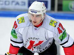 KHL Novokuznetsk Metallurg. Anton Slepyshev