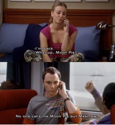 wow gotta love that penny and sheldon relationship!