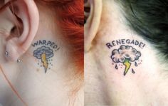 paramore tattoo - Google Search