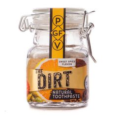 The Dirt - Trace Mineral Tooth Brushing Powder