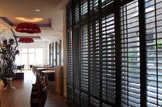Inspiratie | JASNO shutters, houten jaloezieën, verticale lamellen en…