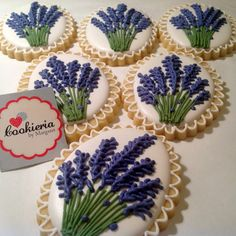 Cookieria By Margaret: Provence and Lavenders ...