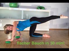 30min Bauch intensiv mit Gabi Fastner - YouTube
