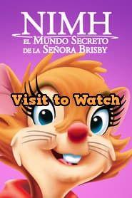 Watch Nimh El Mundo Secreto De La Sra Brisby 1982 Pelicula