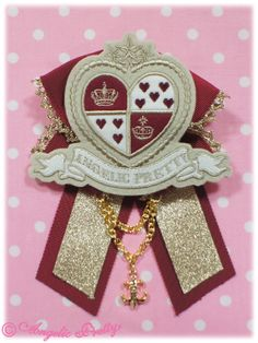 Angelic Pretty white rabbit Alice in wonderland lolita wonder queen pin