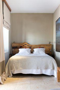 Meubels en accessoires van olijfhout voor in uw slaapkamer - Moira style