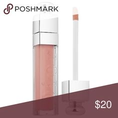Dior Addict Lip Maximizer Lip Maximizer high volume lip plumper. Color- Beige Sunrise 006. High shine finish. must have accessory for luscious full lips. Never used, still in box. Dior Makeup Lip Balm & Gloss