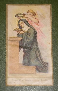 St Rita of Cascia Patron St of Lost Causes