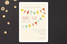 Barn Party! Wedding Invitations by M and Em at minted.com