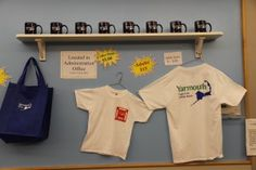 T-Shirts, Coffee Mugs, Re-useable bags for sale at Town Hall Yarmouth, MA Cape Cod Town Hall, Cape Cod, Bag Sale, Coffee Mugs, Gift Ideas, Places, Mens Tops, T Shirt, Bags