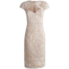 Simply Be Joanna Hope Short Sleeved Lace Dress