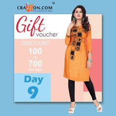 Stock up on the brands you love on offers you'll love more, this weekend at the #CRAZZON Fashion Gift Voucher Offer! http://www.crazzon.com and more details con - 07405557700