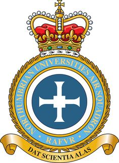 Crest for Northumbrian Universities Air Squadron Military Decorations, Red Arrow, Royal Air Force, Badges, Aircraft, Arms, Flag, British, Colours
