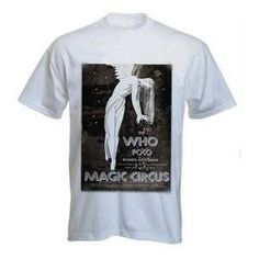 The Who, Magic Circus Concert Poster T-Shirt