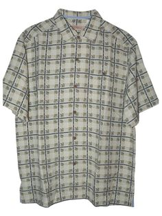 Tommy Bahama Sail-A-Wave Plaid Silk Camp Shirt for Father's Day http://www.amazon.com/gp/product/B00KFH8HWG .
