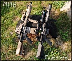 OP COMPLETE GUN Mk18 Mod.1 -WA M4