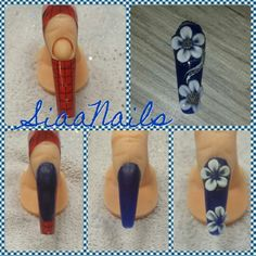 #SiaaNails @SiaaNails - > Instagram #résine #acrylique #onglesenrésine #nail #art #ongles #nded #acrylic #acrylicnails #nails #nailart #3d #flower #chablon