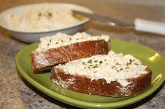 Fotorecept: Pomazánka z údenej makrely