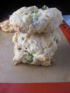 Jalapeno and Mozzarella Biscuits. The spicy kick of jalapeno complements the mild taste of mozzarella perfectly!