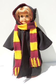 American Girl Doll Harry Potter Scarf by HeirloomsbyElisabeth