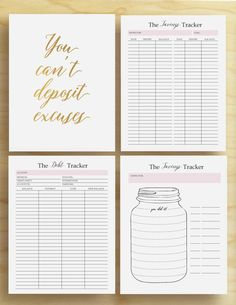 Finance planner pdf pages) in sizes and letter. ❤ finance planner → cover page → yearly overview → monthly budget → expense tracker Planner Pdf, Monthly Budget Planner, Budget Binder, Planner Pages, Printable Planner, Financial Planner, Monthly Budget Printable, Printable Budget Sheets, Monthly Expenses