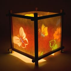 Flying Girls Harmony Lantern great gift for Mother/'s Day